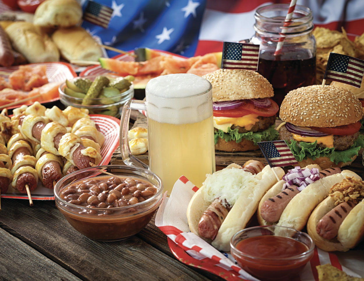 Mouth-Watering Memorial Day