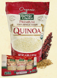 Earthly Choice Quinoa