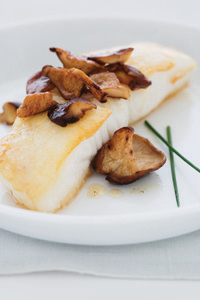 northern pacific halibut fillet