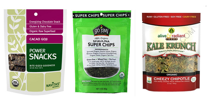 raw food snacks