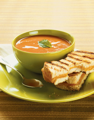Soup Grilled Cheese (2)