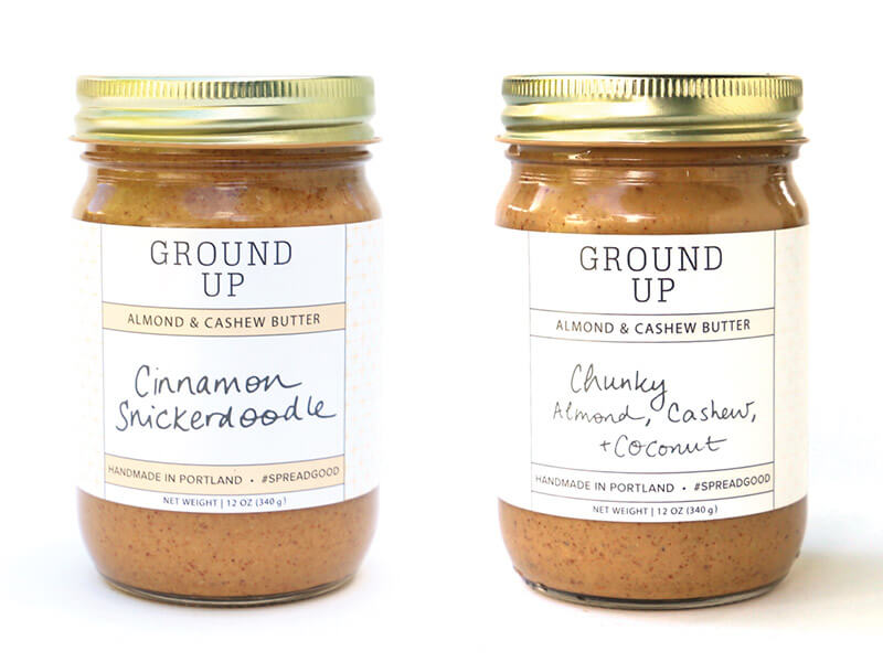 Carolyn Cesario and Julie Sullivan of Ground Up