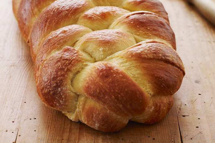 Challah from Once Upon A Chef